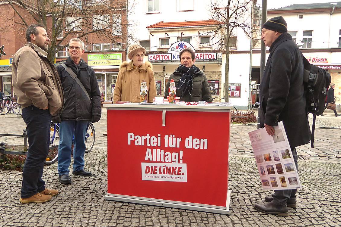 Aktuell Die Linke Dahme Spreewald